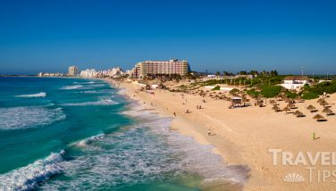 Experience the best spring vacations in Cancun.