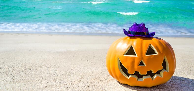 October 31, Halloween in Cancun