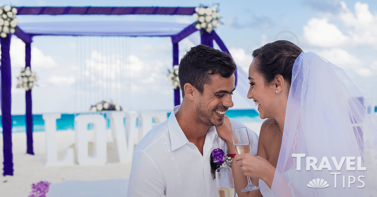 The best seasons and advice for a wedding in Cancun