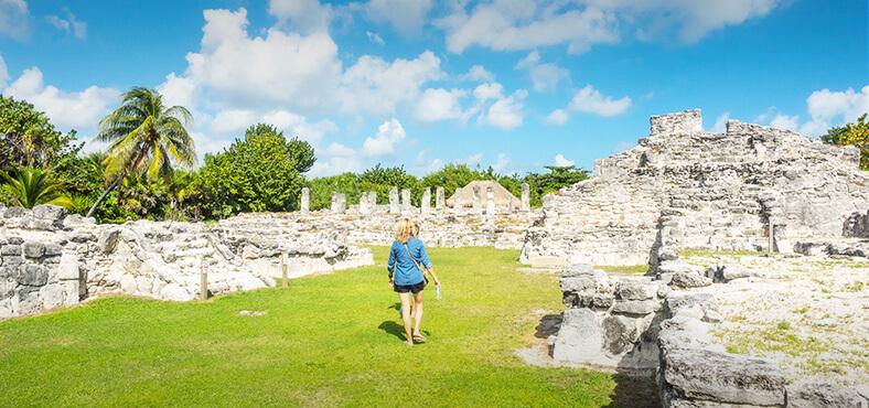 Zona arqueológica de El Rey