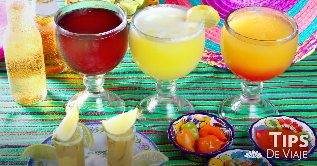 Ocho bebidas típicas que debes probar en México