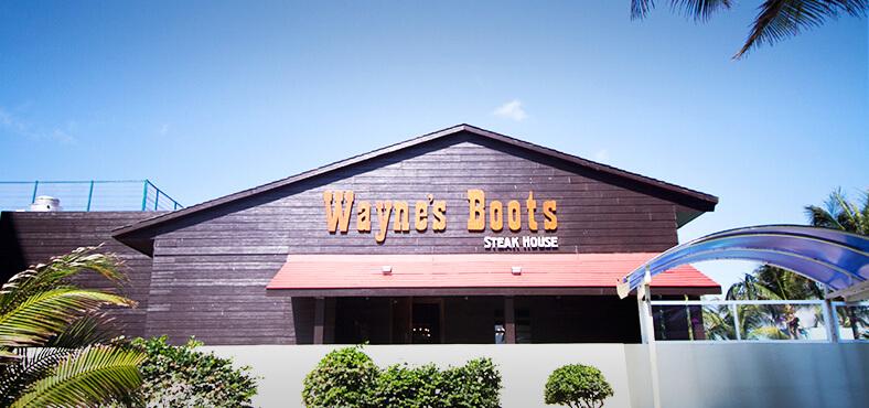 Waynes Boots