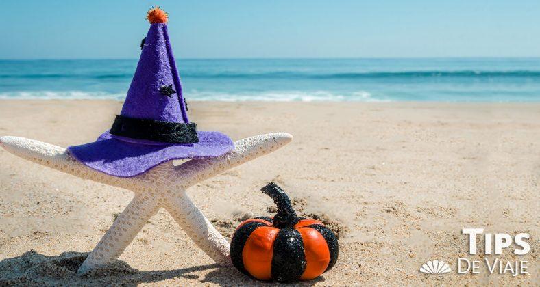 Un divertido Halloween en Crown Paradise Club Cancún