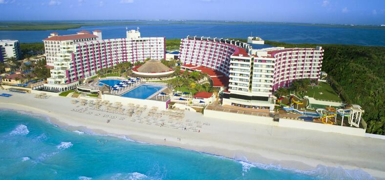 Hotel en Cancún todo incluido