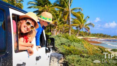 La mejor guía para viajar con niños y adolescentes a Cancún