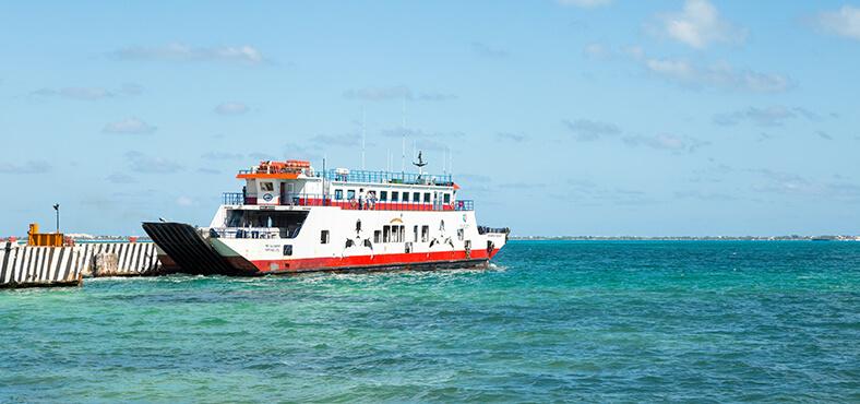 ¿Cómo llegar a Isla Mujeres desde Cancún?