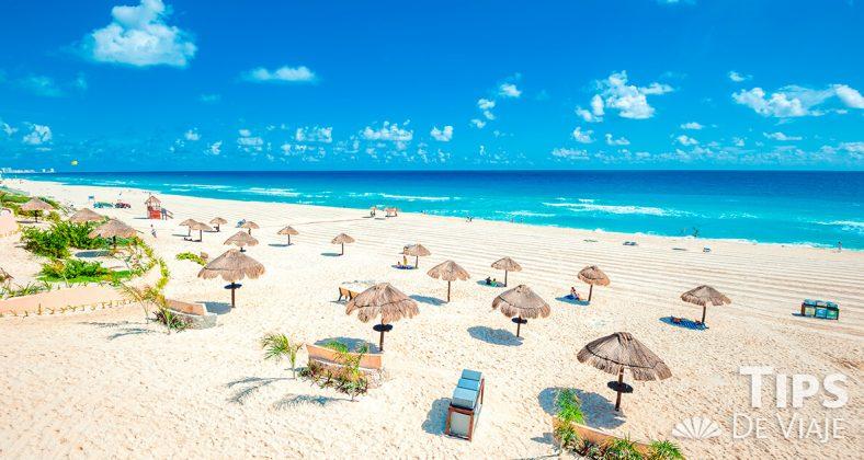 4 encantadoras playas en Cancún para explorar en verano